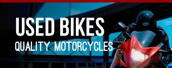 Used Bikes Quality Motorcycles